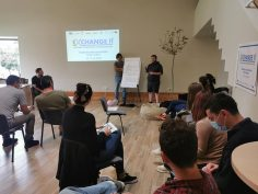 EXCHANGE IT – TRAINING FOR DEVELOPERS HELD IN VRŠAC, SERBIA