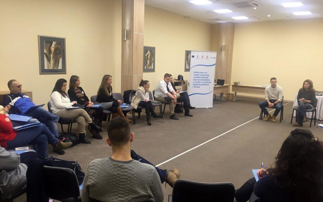 MODS training seminar, Vršac 3-5.2.2017