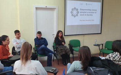 Održane fokus grupe o zapošljavanju mladih tokom obrazovanja