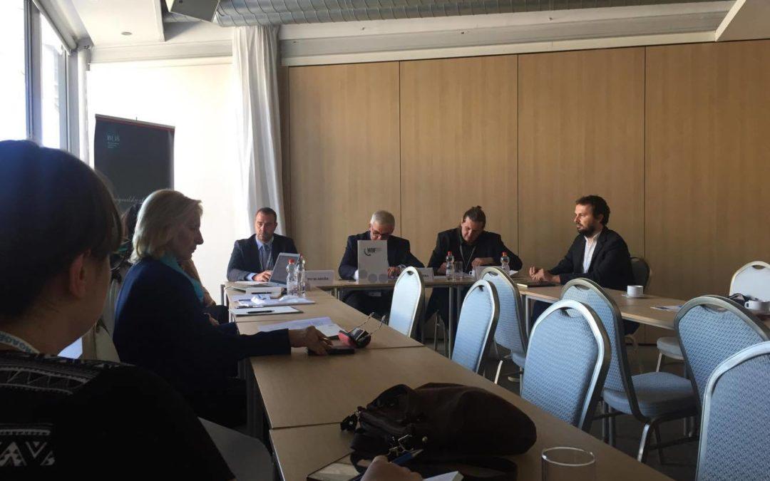 "Libero na konferenciji ""Move.Link.Engage. Rethinking Europe and Western Balkans"""