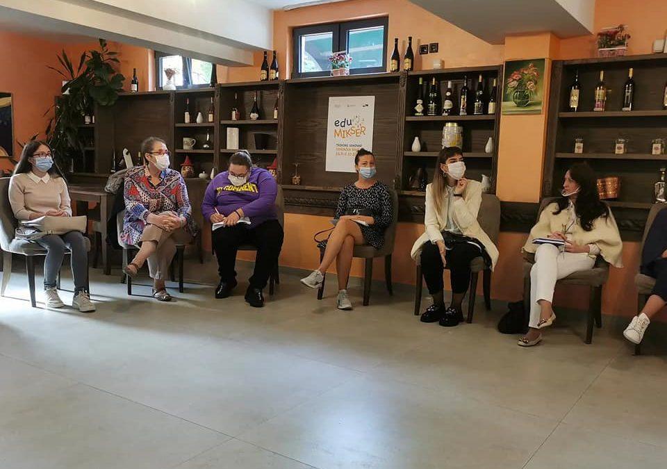 "Training seminar ""eduMIKSER"" implemented in Vrnjačka Banja"