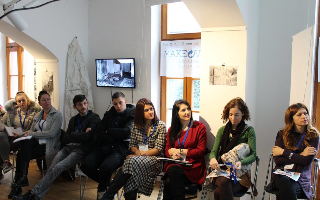 MakeOver Inception Seminar Held in Ljubljana