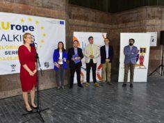 Projekat Evropa priča realizovan na opštini Vračar