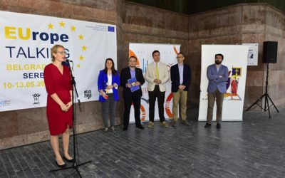 Europe Talking Project Implemented in the Vračar Municipality