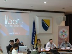 "Libero at ""Youth Against Violent Extremism"" Conference"