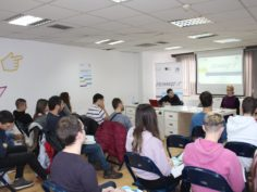 """EXCHANGE IT INFO DAYS"" FINISHED, PRESENTING A TOOLKIT FOR INCITING YOUTH EXCHANGES"