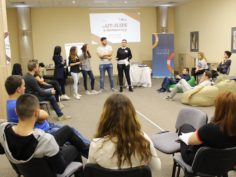 YOUTHILIZE E-DEMOCRACY TRAINING HELD IN VRSAC, SERBIA