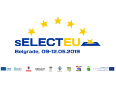 "Announcement of ""Select EU"" events at the Vračar municipality"
