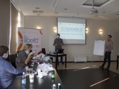 Promotional meeting of Exchange It Mechanism implemented by partner organizations