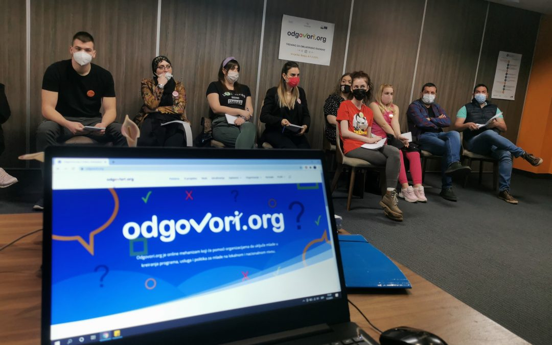 """Training for youth workers within the project """"Need IT"""" implemented in Serbia"""