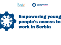Publishing of a survey on the position of young people in education in the labor market in Serbia