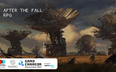 """Najava online edukativne igre za mlade """"After the Fall"""""""