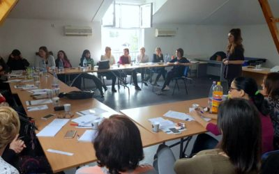 Education for professionals in social service held in Novi Sad, Serbia