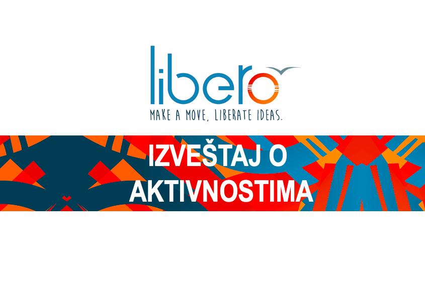 Izveštaj o aktivnostima UG Libero (2018-2019)