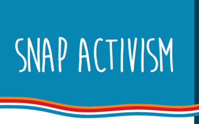SNAP Activism – Including High School Students in Creative Activism