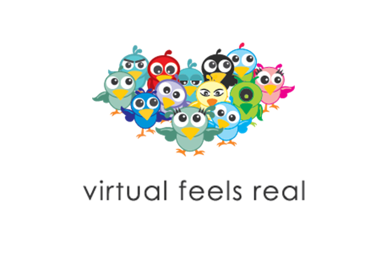 Virtual feels real