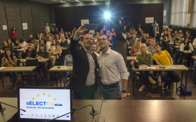 Select EU Project implemented at the Vračar Municipality
