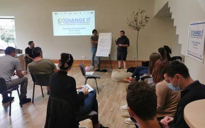 EXCHANGE IT – TRAINING FOR DEVELOPERS HELD IN VRŠAC, SERBIA
