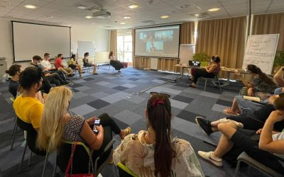"""Predstavnici Libera na """"SOCI@LISE"""" studijskoj sesiji u Budimpešti"""
