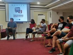 """""""THINK! Don't hate"""" Training for Counterizers held in Thessaloniki, Greece"""