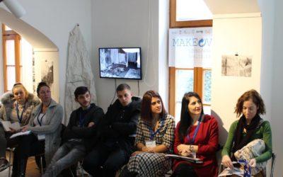 MakeOver Inception Seminar Held in Ljubljana