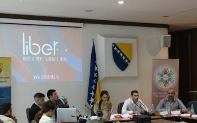 """Libero at """"Youth Against Violent Extremism"""" Conference"""