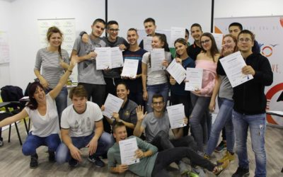 """Training Within the """"Europe Talking"""" Project Finished."""