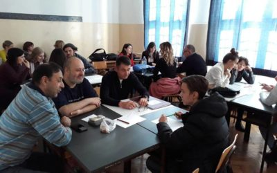Virtual Feels Real – Workshops for Teachers