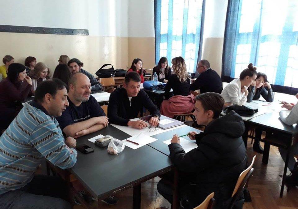 """Radionice za nastavnike u okviru projekta """"Virtuelno postaje stvarnost"""""""