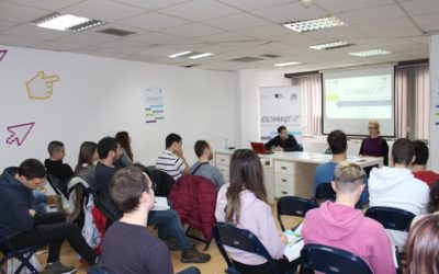 """""""EXCHANGE IT INFO DAYS"""" FINISHED, PRESENTING A TOOLKIT FOR INCITING YOUTH EXCHANGES"""