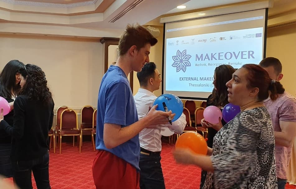 External MakeOver training held in Thessaloniki