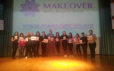 Promotional meetings with youth organizations within the MakeOver project