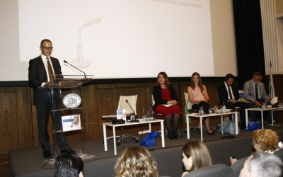 """Libero at the conference """"Towards a Better Europe for Citizens"""""""