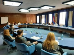 The President of CSO Libero attended the meeting organized by the Serbian Ministry of Human and Minority Rights