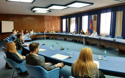 Predsednik UG Libero prisustvovao je sastanku u organizaciji Ministarstva za ljudska i manjinska prava